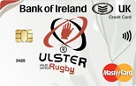 Ulster Rugby Credit Card