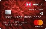 Rewards Credit Card Ex/C