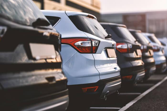 Vehicle details for car insurance comparison