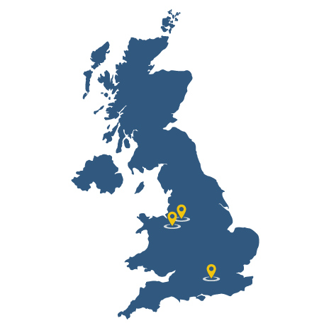 Careers map