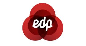 EDP, proveedor de energía.