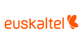 Euskaltel, operador de Internet.