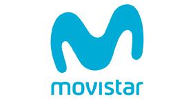 Movistar, operador de Internet.