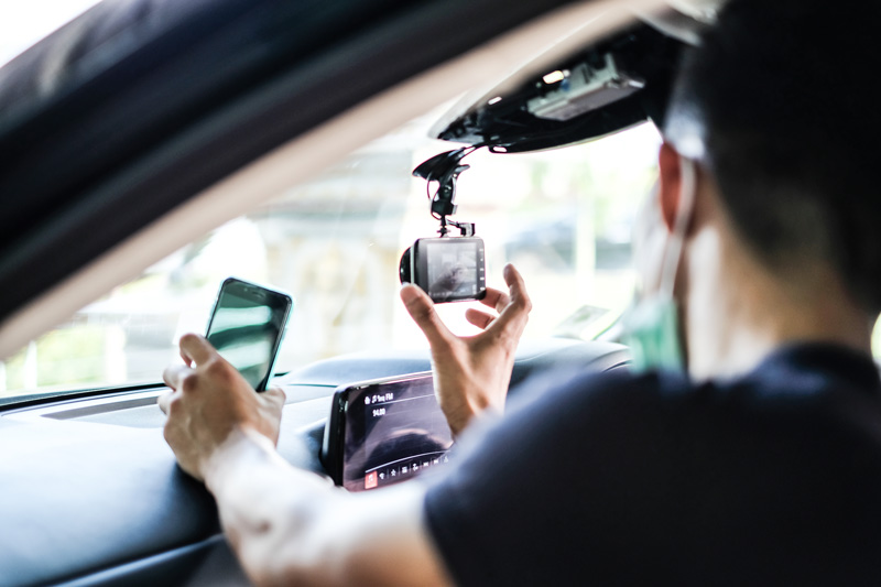 Press Release: 20% use dashcams to save on car insurance