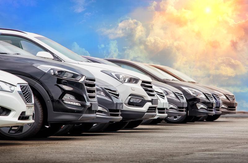Top 5 de los coches españoles más vendidos en Europa.