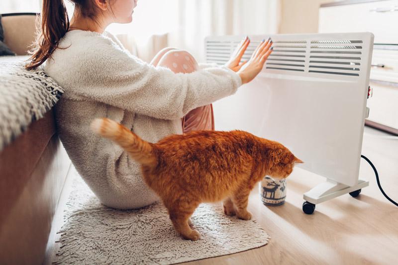 Sencillos pasos para ahorrar en calefacción este invierno.