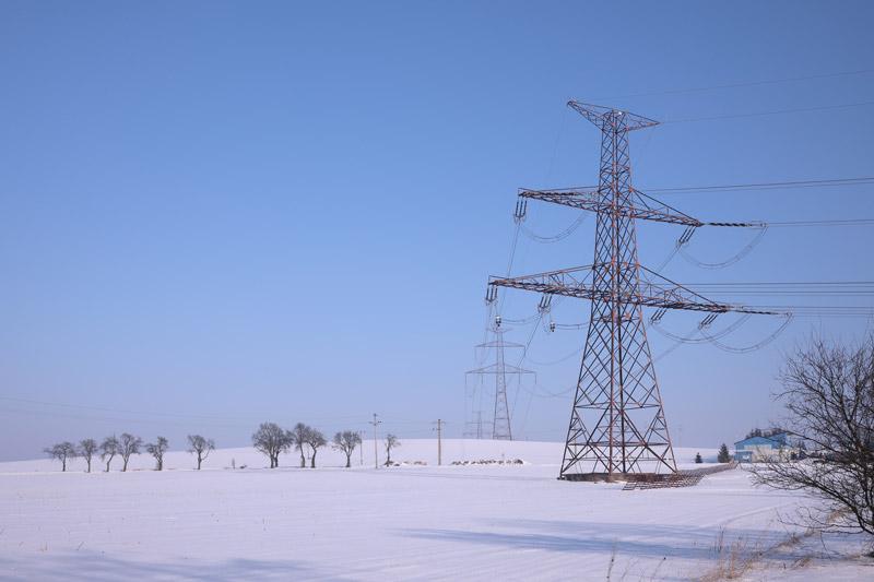 Risque de coupure d'électricité en France