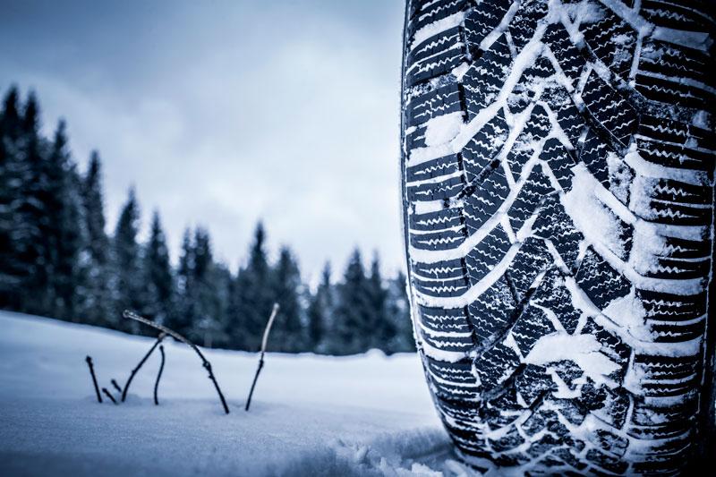 Neumáticos de invierno para este temporal