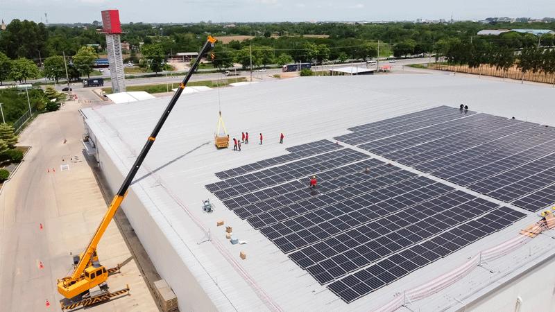 La distribución fotovoltaica en España