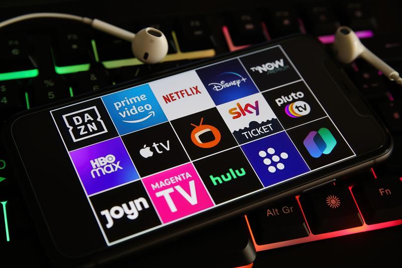 Las mejores plataformas de streaming de pago