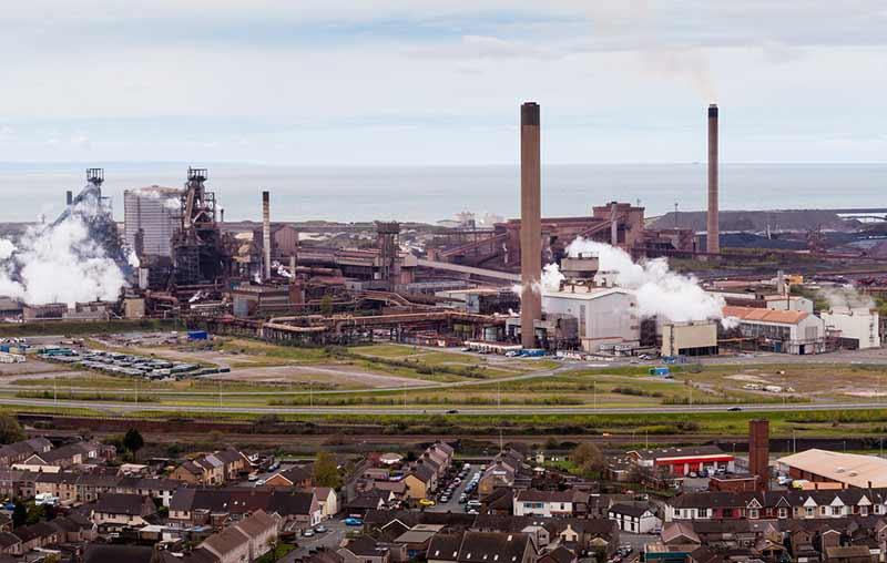 Port-Talbot-Steelworks