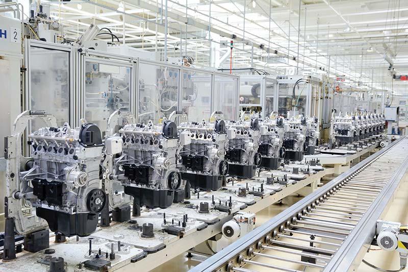 Engine-Manufacturing