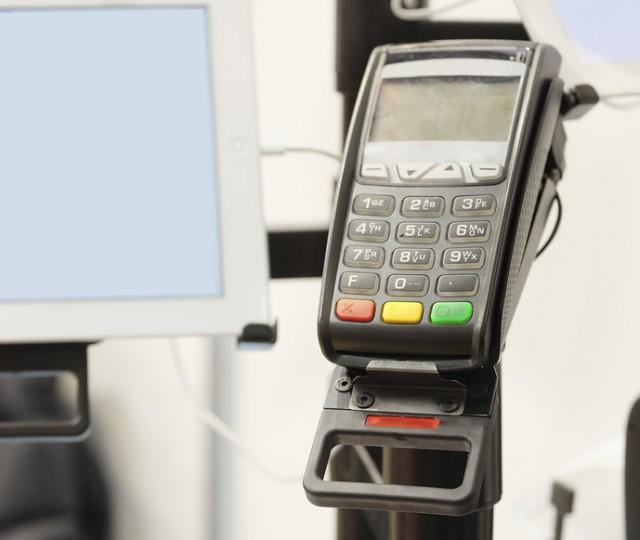 cash machine till