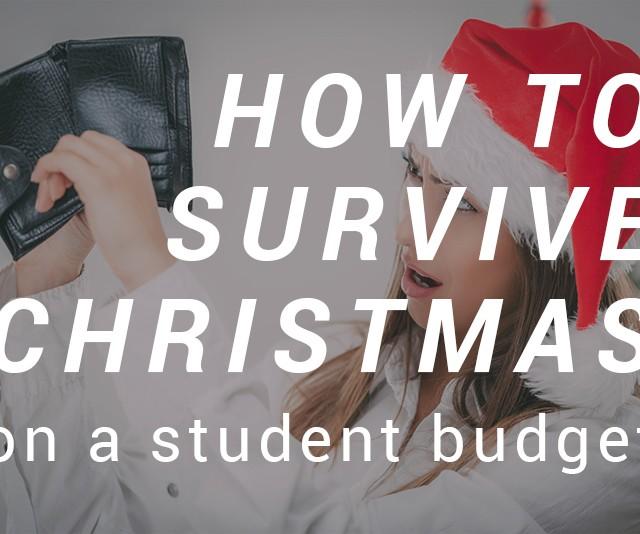 christmas-student-budget