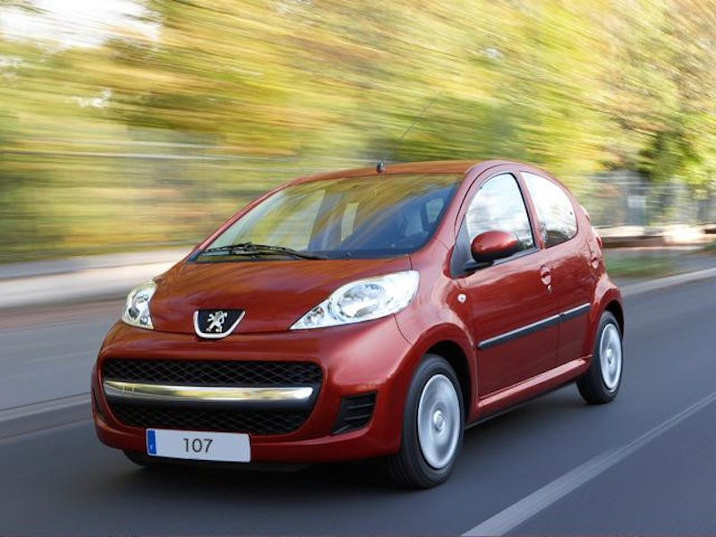9 Cheapest Cars For Young Drivers To Insure